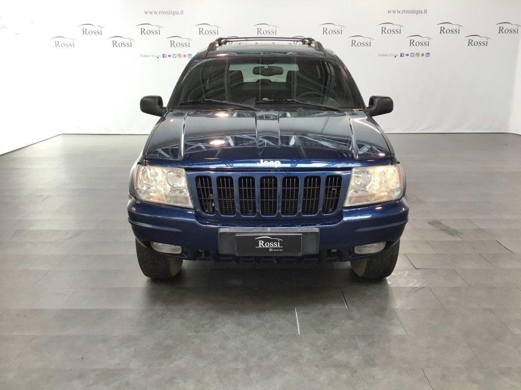 JEEP g.cherokee 4.7 Limited LX auto