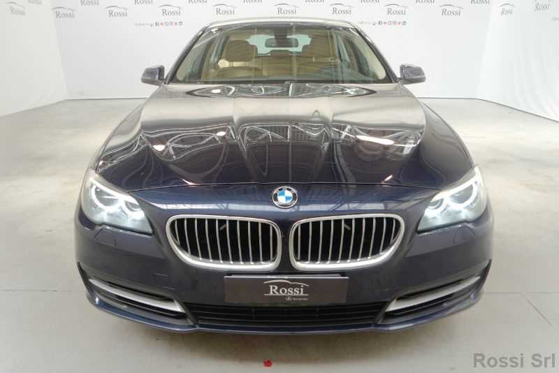 BMW 525d touring xdrive Business auto E6