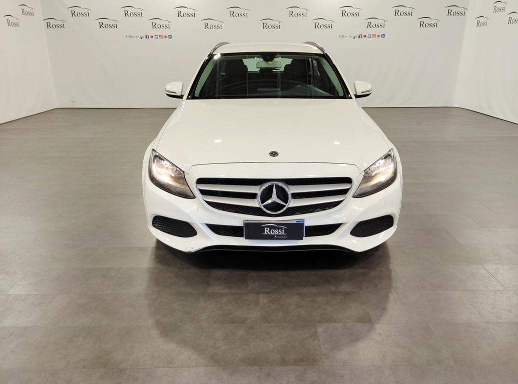 Mercedes SW 180 d (BT) Business auto