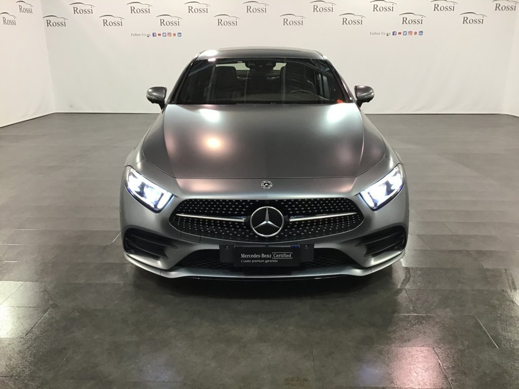 MERCEDES coupe 400 d Extra 4matic auto