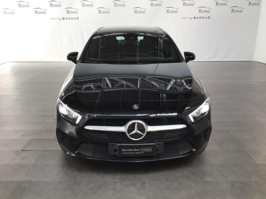 Mercedes 180 d Business auto