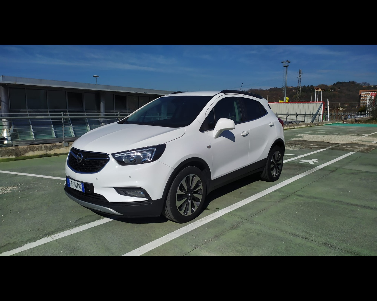 OPEL Mokka X 1.4 t. Innovation Gpl-tech 4x2 140cv