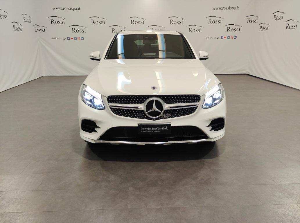 Mercedes coupe 250d Premium 4matic auto