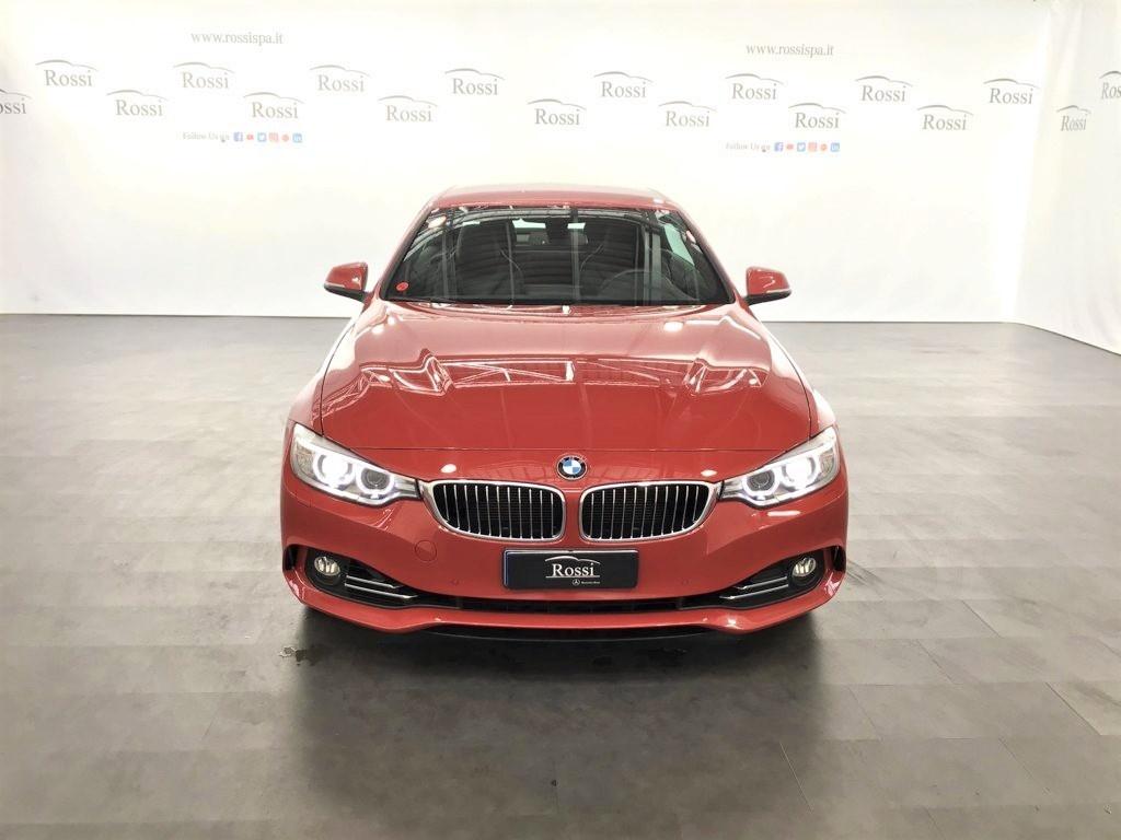 BMW 435i cabrio xdrive Luxury auto