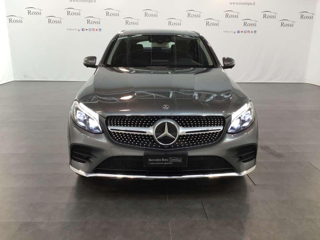 Mercedes coupe 250 Premium 4matic auto