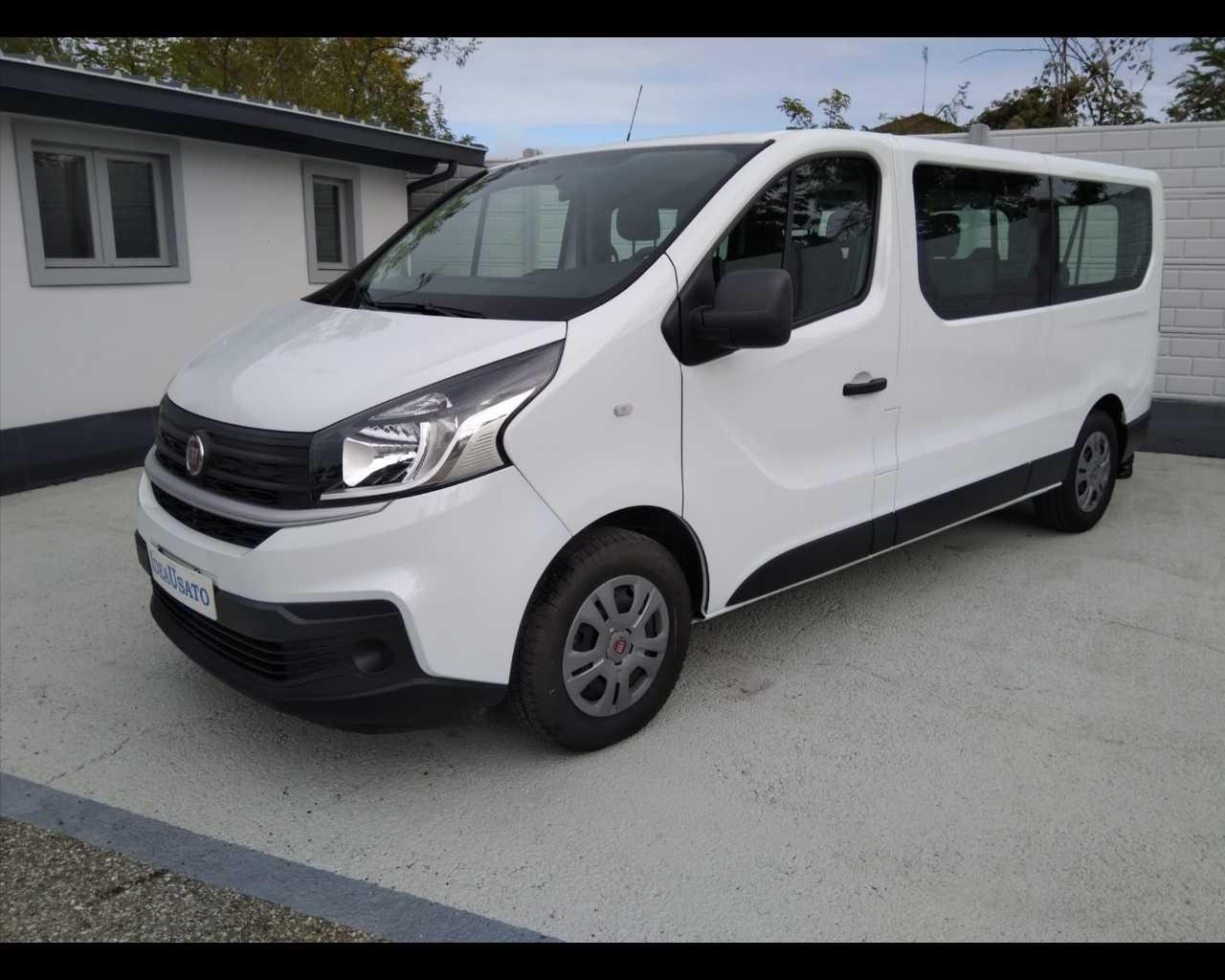 FIAT  1.6 mjt LH1 12Q 120cv combi M1 E6c, Diesel, €18.900 - Talento 2020 (16) - 1.6 Mjt Lh1 12q 120cv Combi M1 E6c
