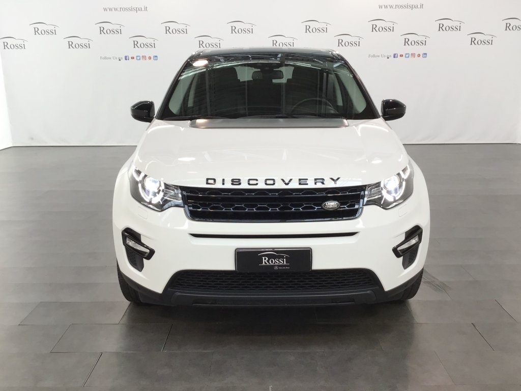 LAND ROVER discovery sp. 2.0 td4 Pure Business edition Premium awd 150c
