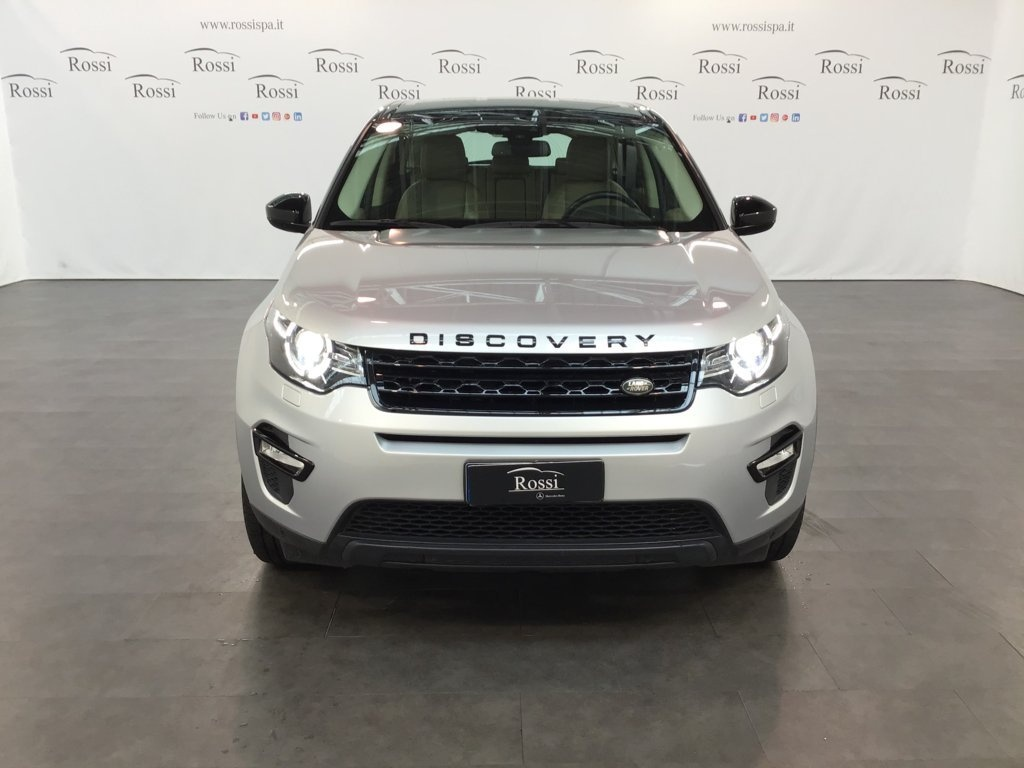 LAND ROVER discovery sp. 2.0 td4 HSE awd 180cv auto