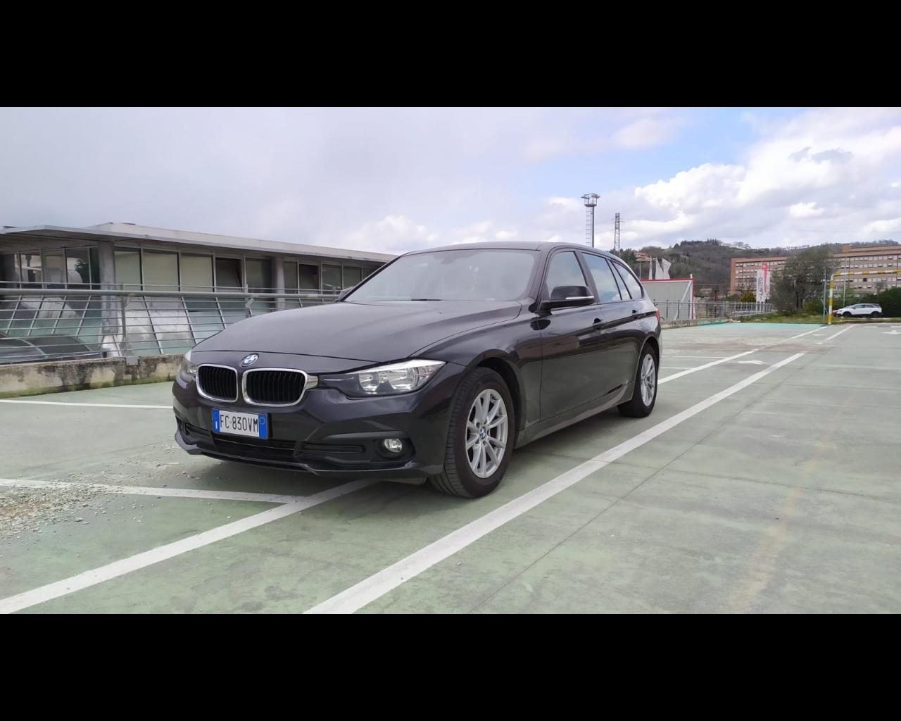 BMW 318d Touring Business Advantage auto