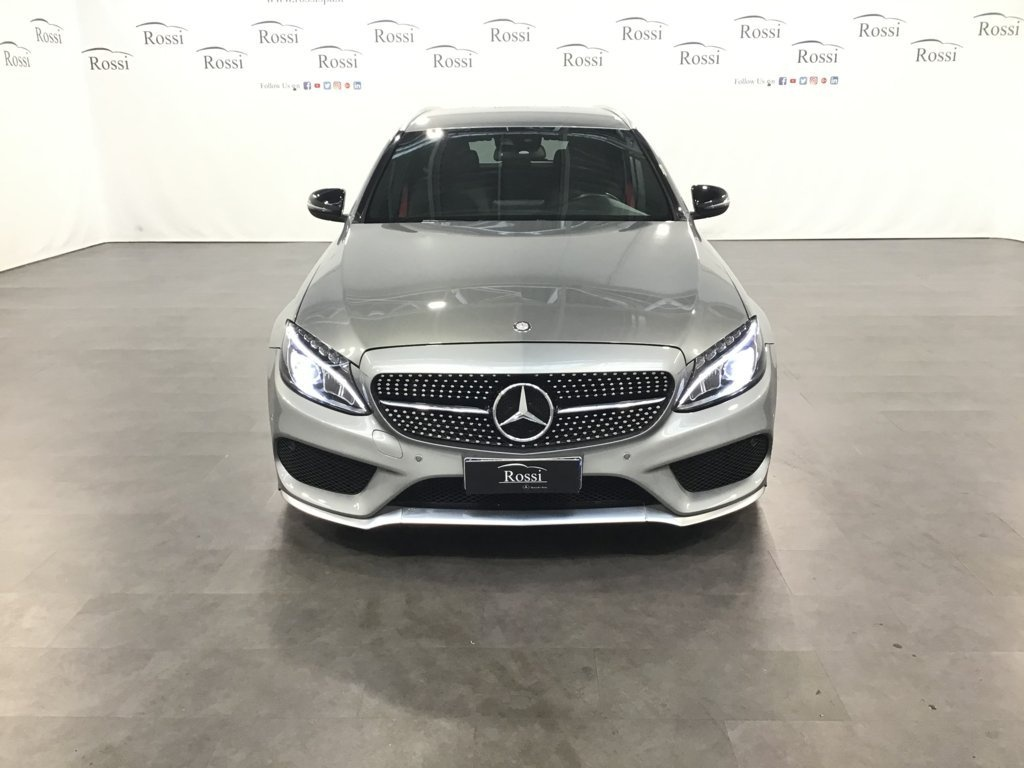 MERCEDES SW 43 (450) AMG Sport 4matic auto