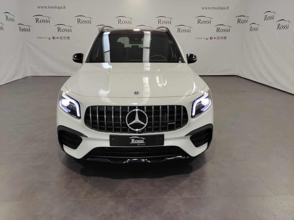 MERCEDES Mercedes-AMG GLB 35 4 MATIC