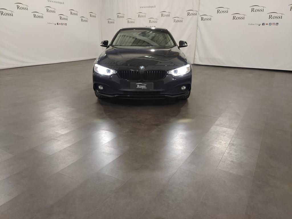 BMW 420d Coupe Luxury auto my15