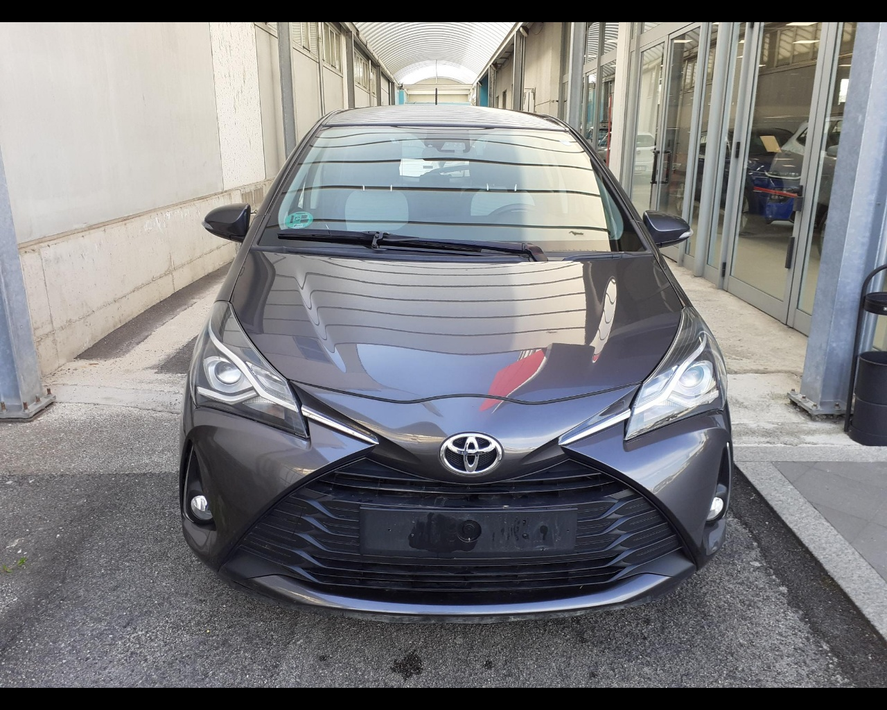 TOYOTA Yaris 5p 1.0 Active my18 PACK COOL
