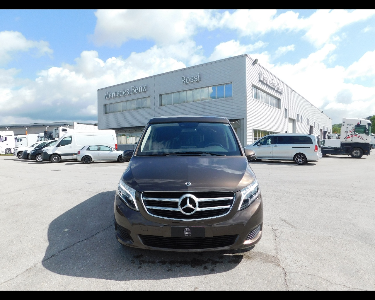 MERCEDES Marco Polo 250 AUTOMATIC 4MATIC