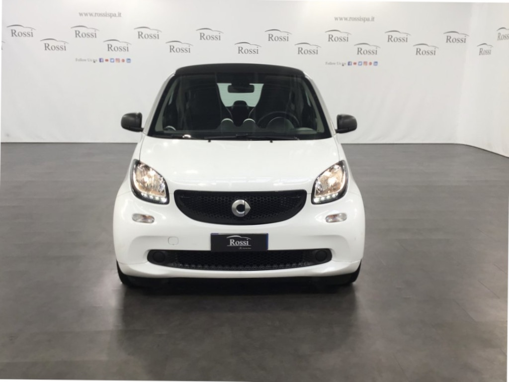 SMART 1.0 Youngster 71cv twinamic my18