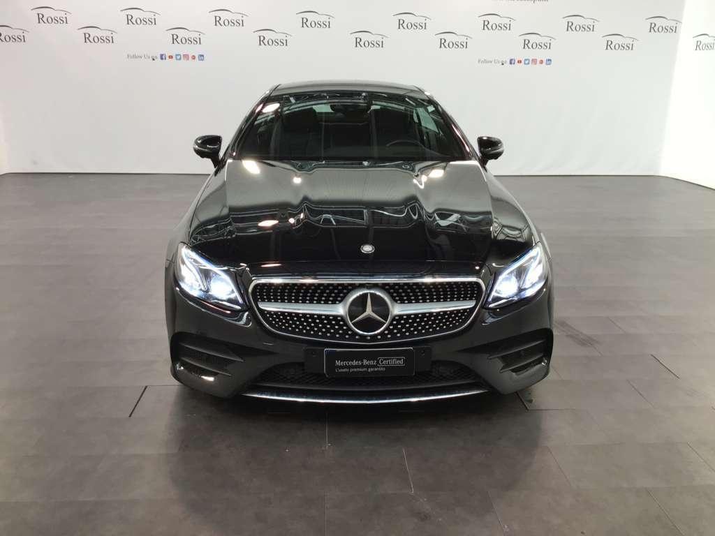 Mercedes coupe 220 d Premium Plus auto
