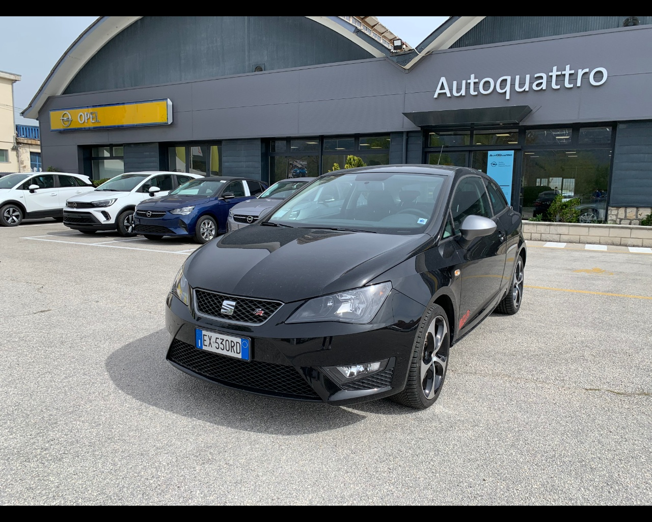SEAT Ibiza 1.6 tdi 105cv CR FR SC