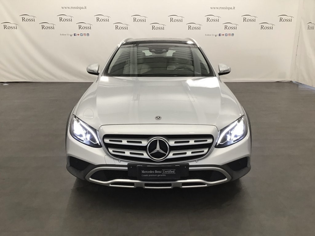 MERCEDES SW all-terrain 220d Business Sport 4matic auto