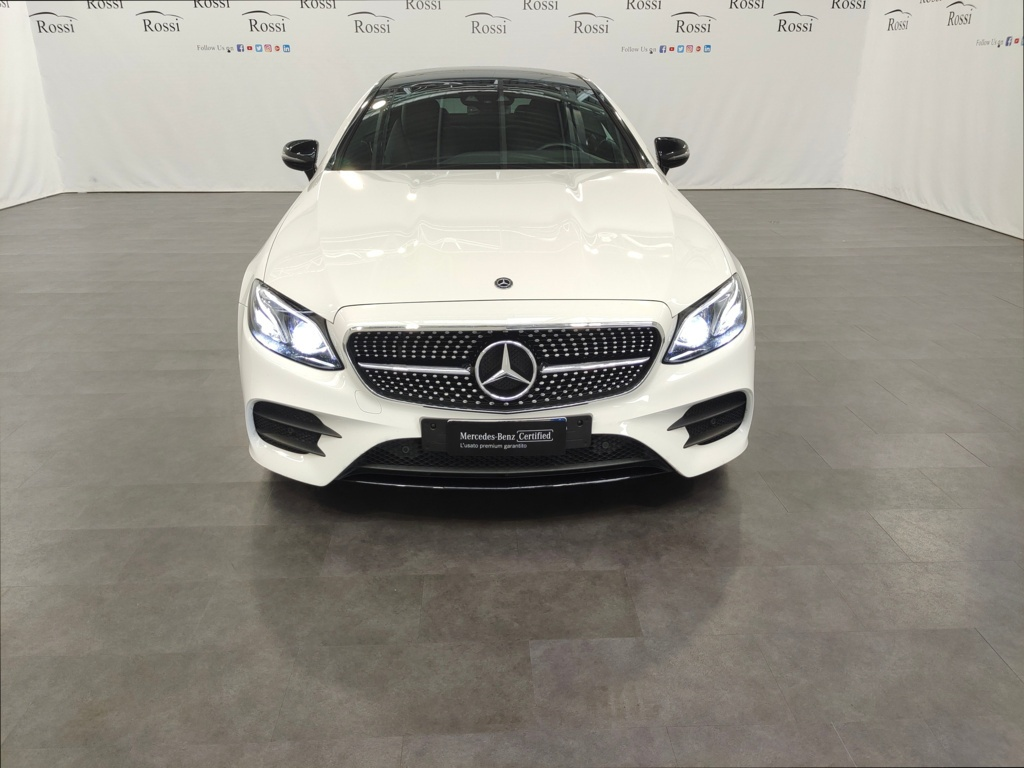 MERCEDES coupe 220 d Premium 4matic auto
