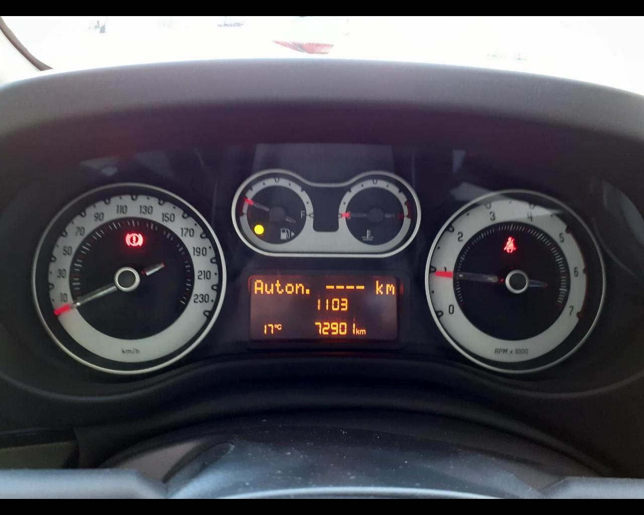 FIAT 500L 1.3 mjt Trekking 95cv
