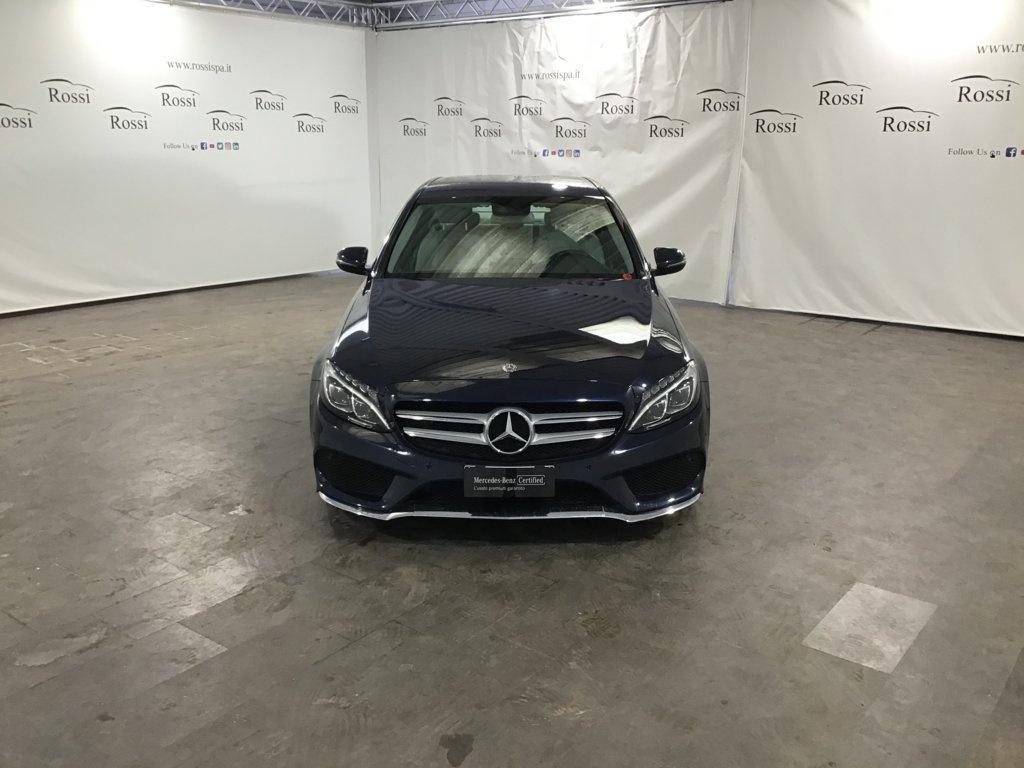 MERCEDES 220 d Premium 4matic auto 9m