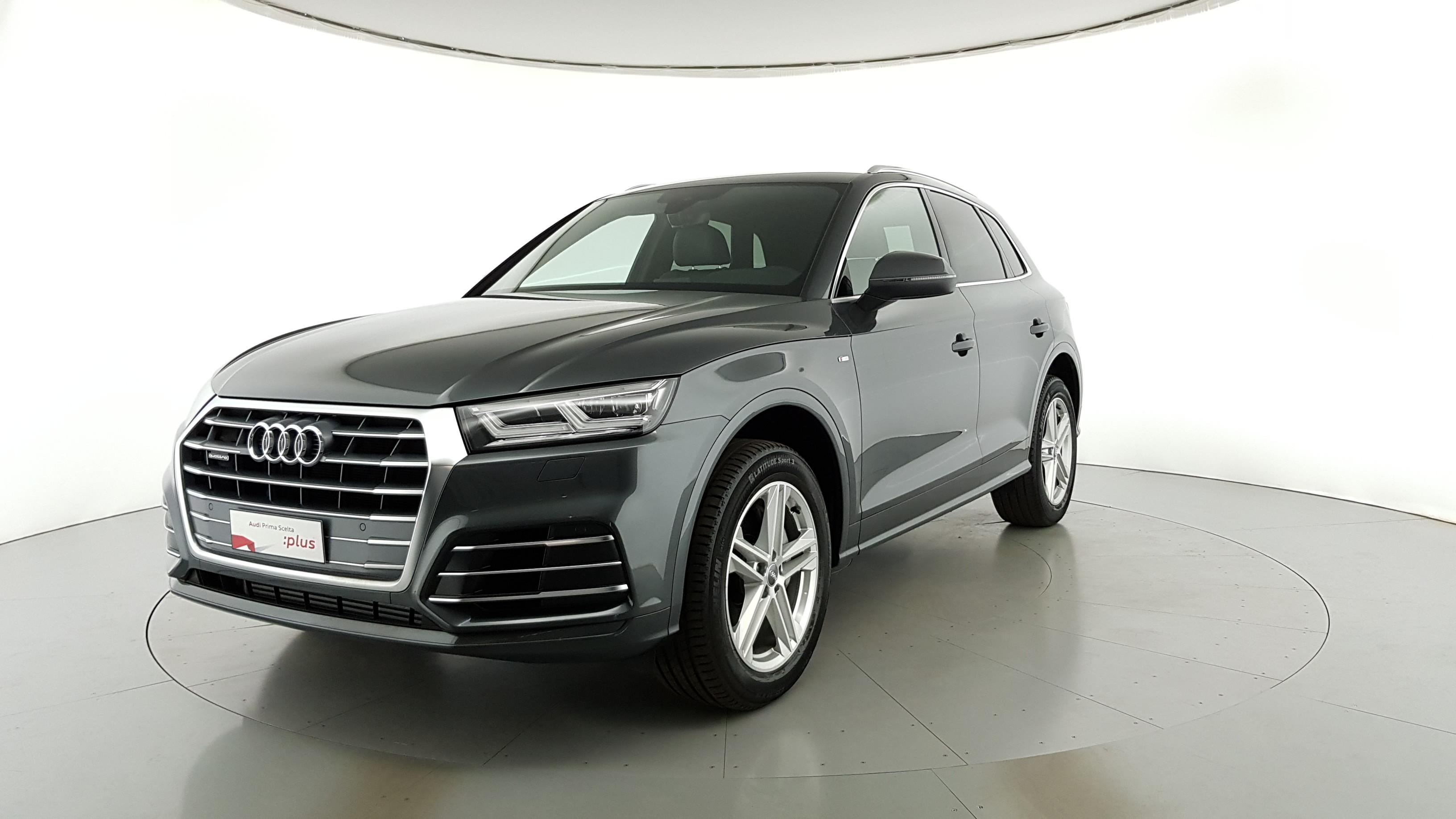 Audi Q5 Q5 quat.  TDI3,0  V6210    A8