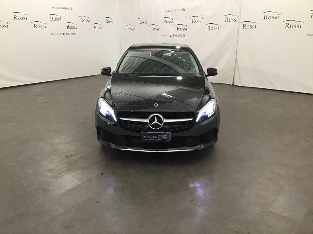 Mercedes 180 d Sport my16