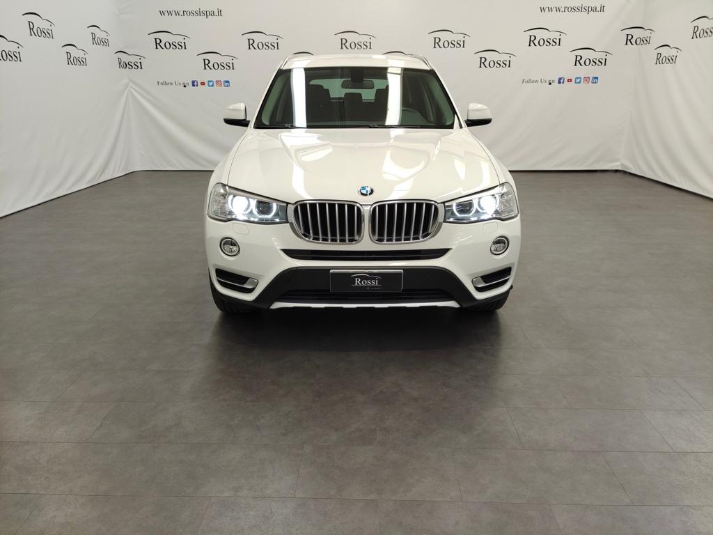 BMW X3 xdrive20d xLine auto my16