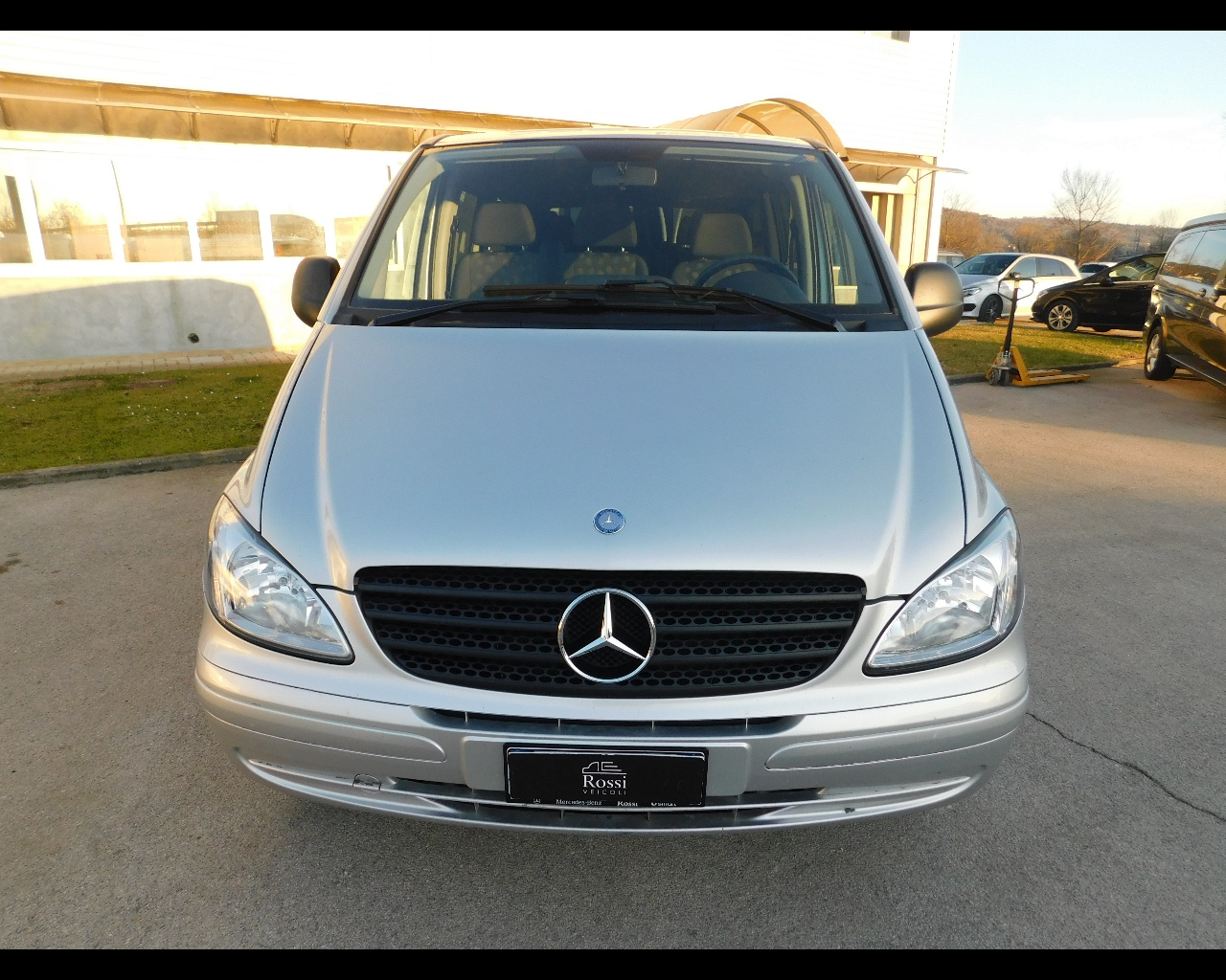 MERCEDES 115 CDI KOMBI LONG