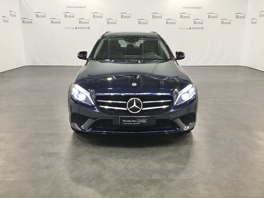 MERCEDES SW 220d Sport Plus 4matic auto
