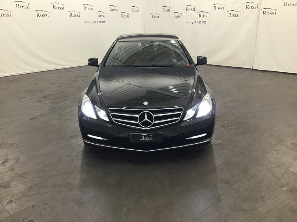 MERCEDES coupe 250 cdi BE Avantgarde