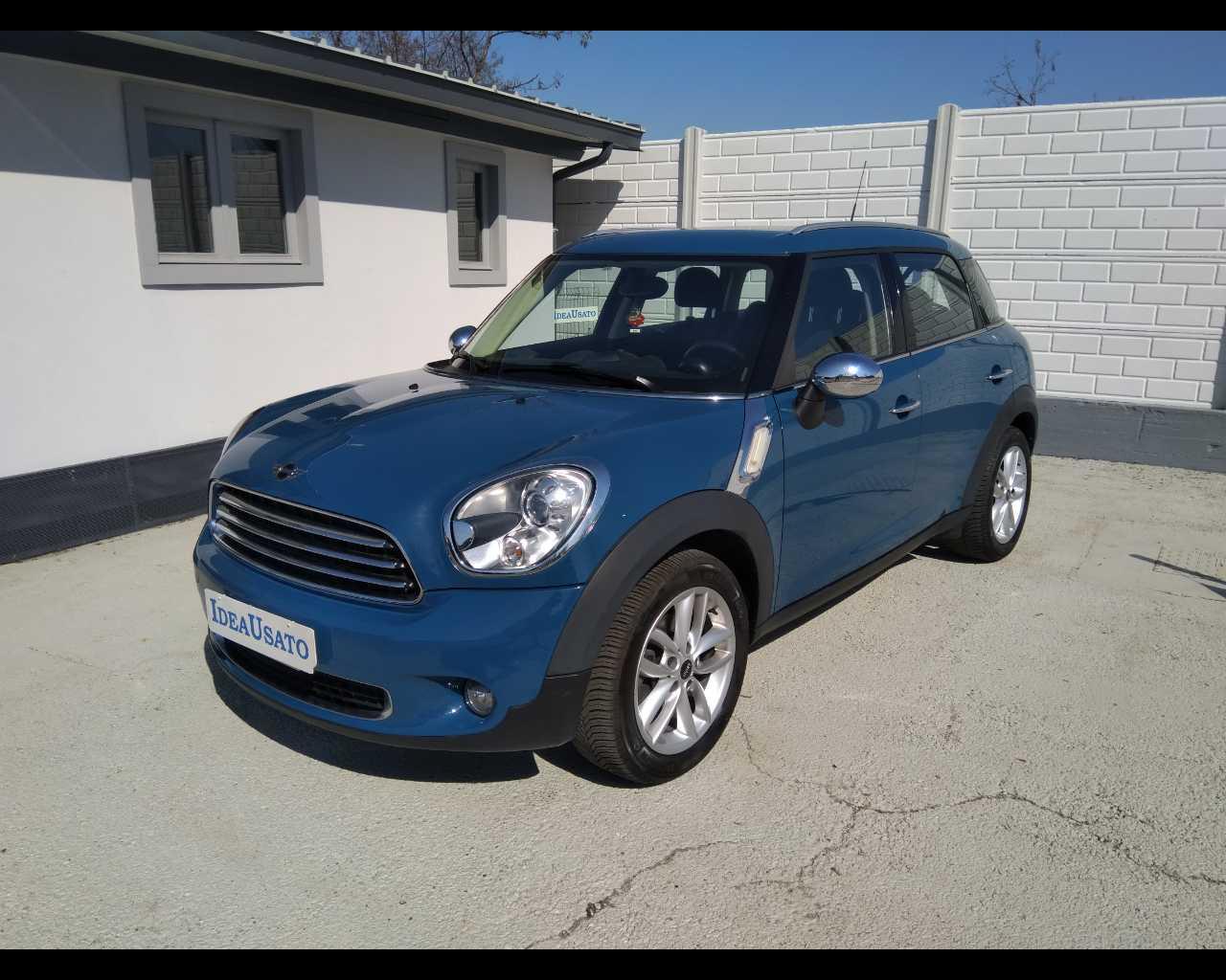 MINI  Mini Countryman 1.6 Cooper D, Diesel, €8.900 - Mini Countryman R60 - Mini Countryman 1.6 Cooper D