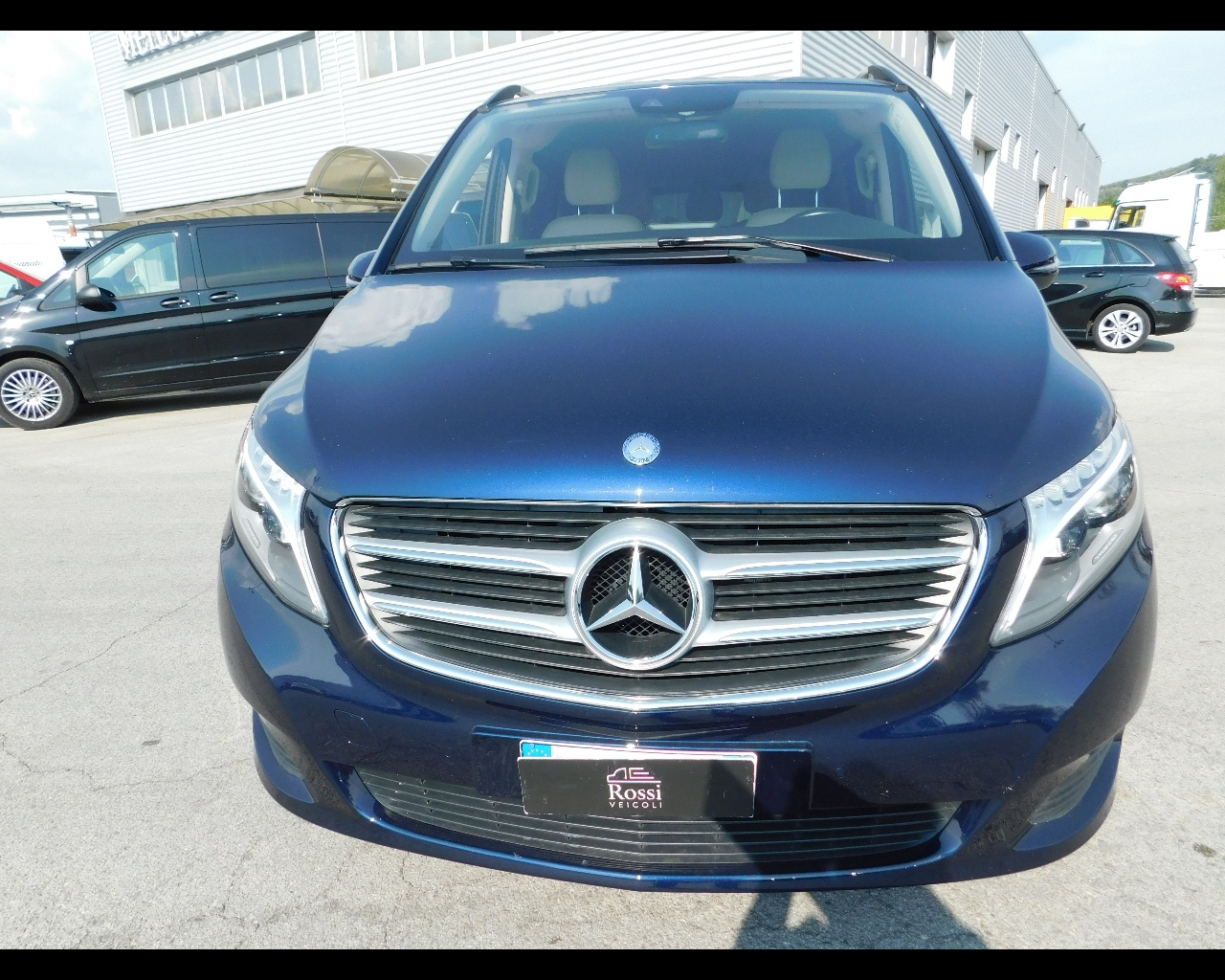 MERCEDES Classe V220 d 4MATIC AUTOMATIC Sport Extra Long