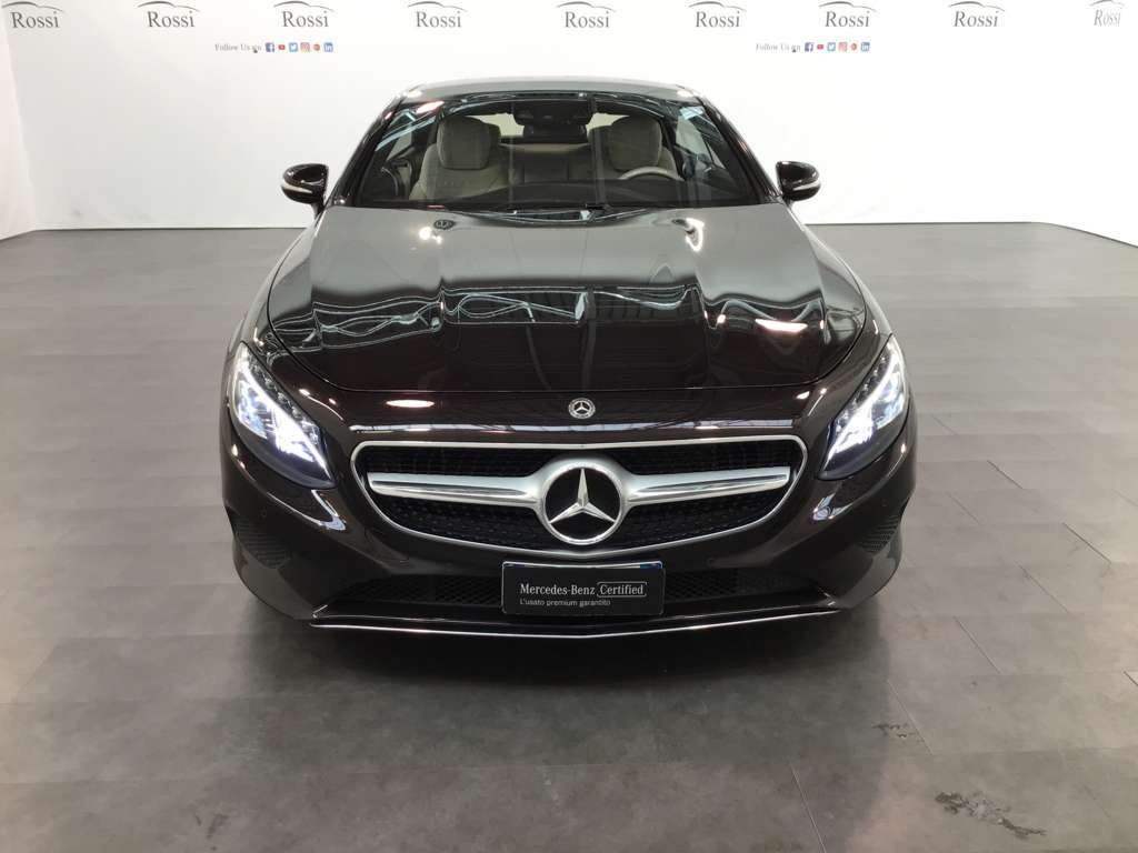 MERCEDES coupe 400 Premium 4matic auto