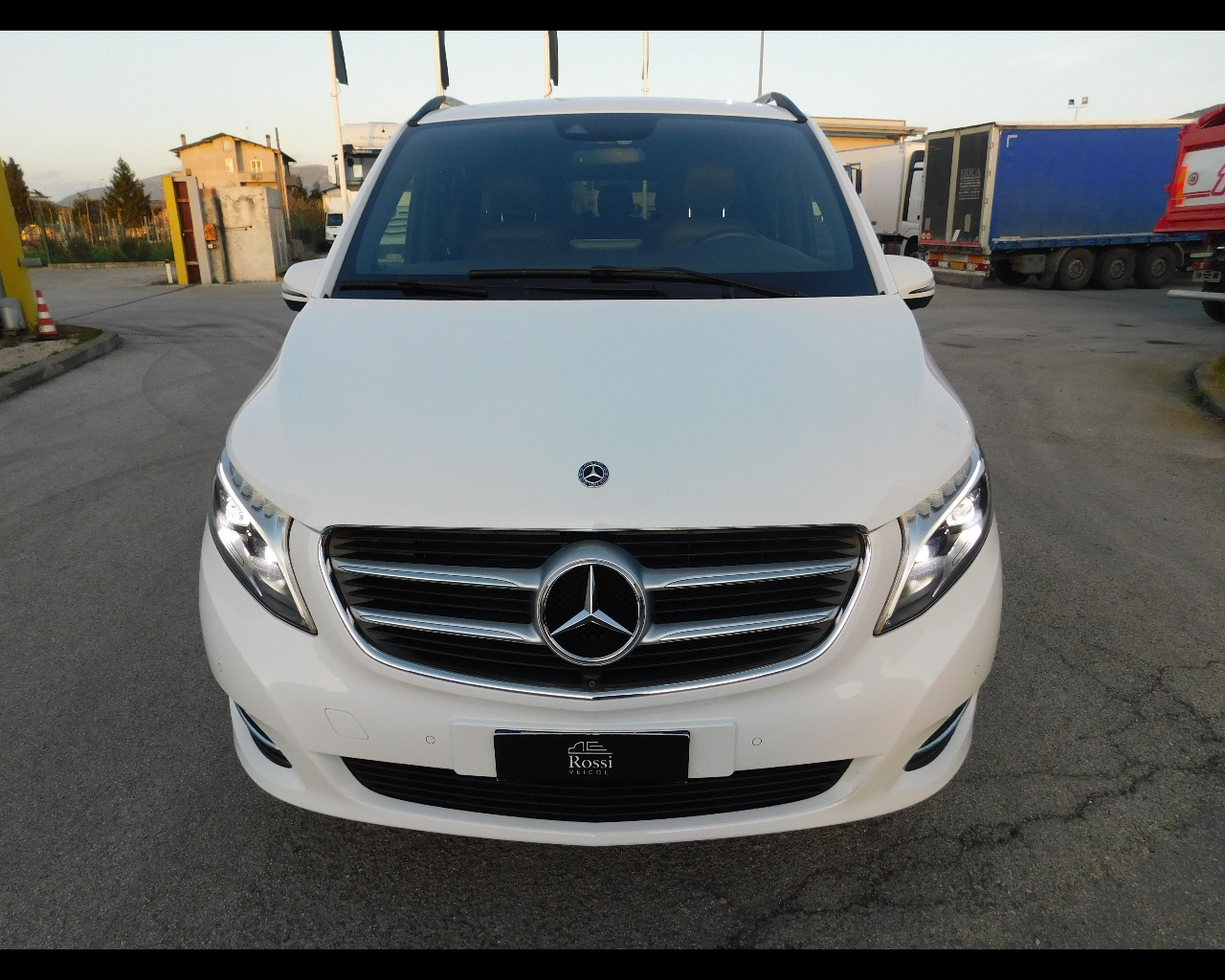 MERCEDES Classe V250 d 4MATIC AUTOMATIC Exclusive Long