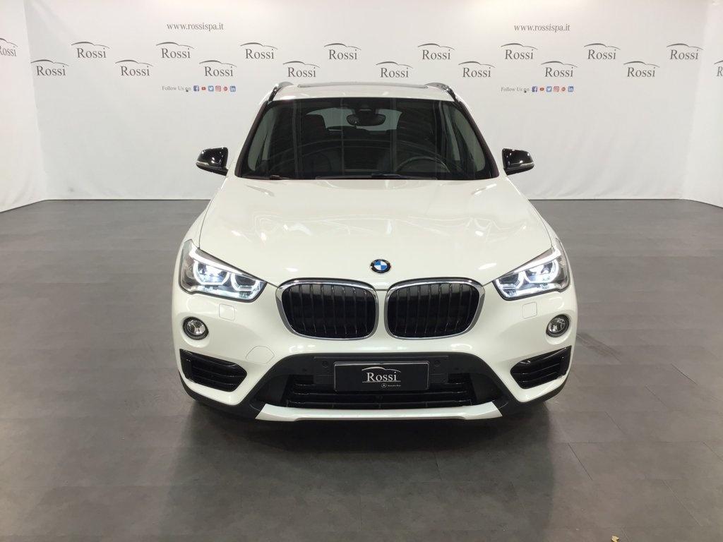 BMW X1 18d sdrive Msport auto