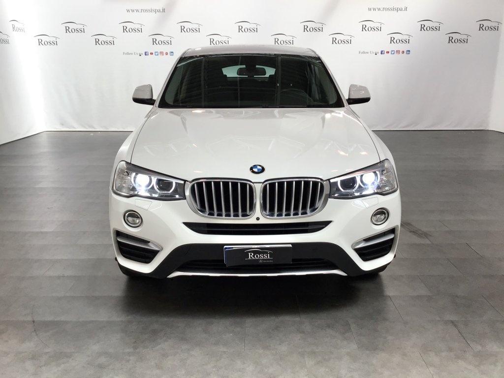 BMW X4 xdrive20d xLine auto my16