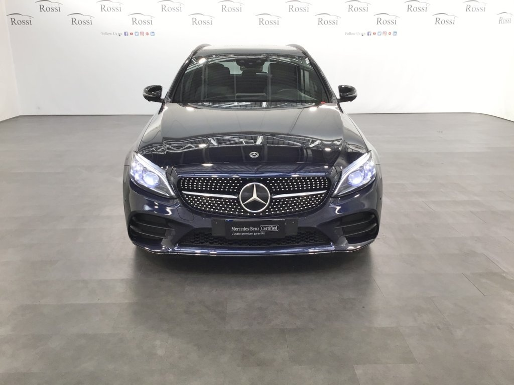 MERCEDES SW 300 de eq-power Premium auto