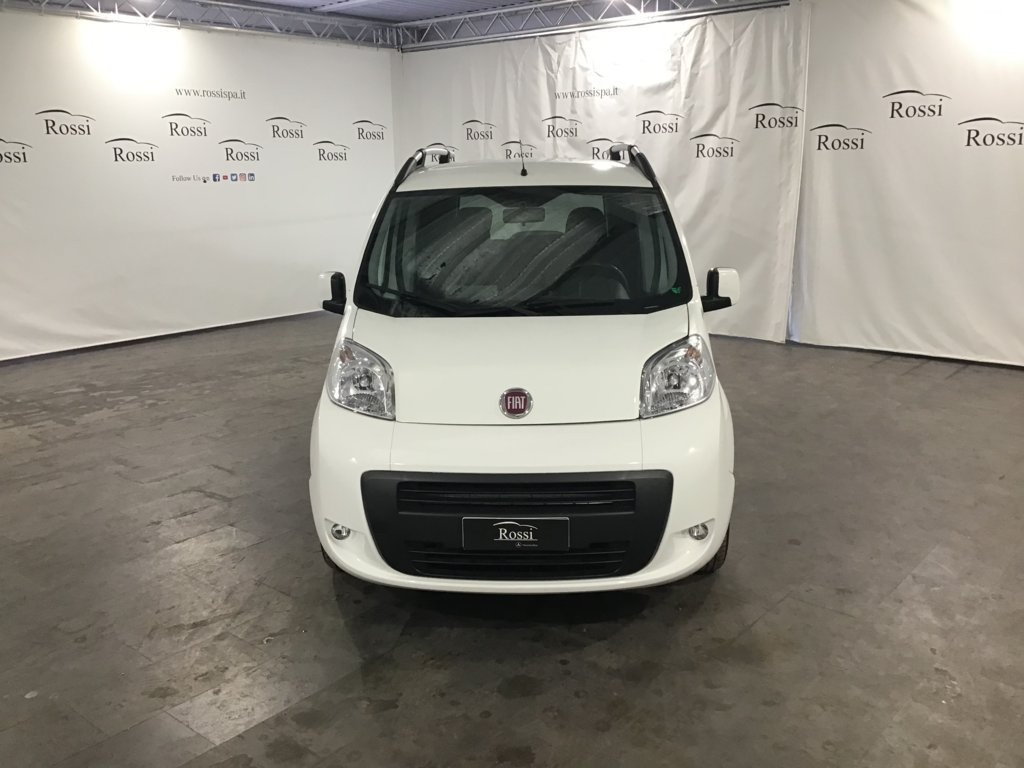 FIAT qubo 1.4 8v natural power Dynamic 70cv E6