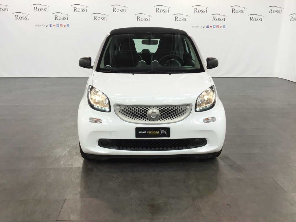 SMART 1.0 Youngster 71cv twinamic