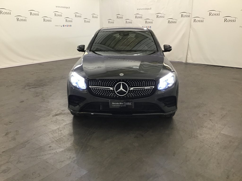 MERCEDES coupe 43 AMG 4matic auto
