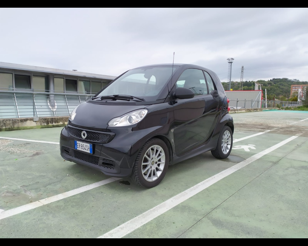Fortwo II - Fortwo 1.0 mhd Passion 71cv FL