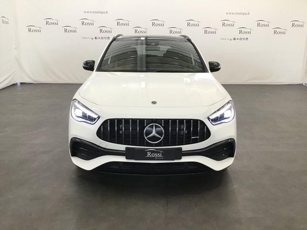 MERCEDES Mercedes-AMG GLA 35 4MATIC