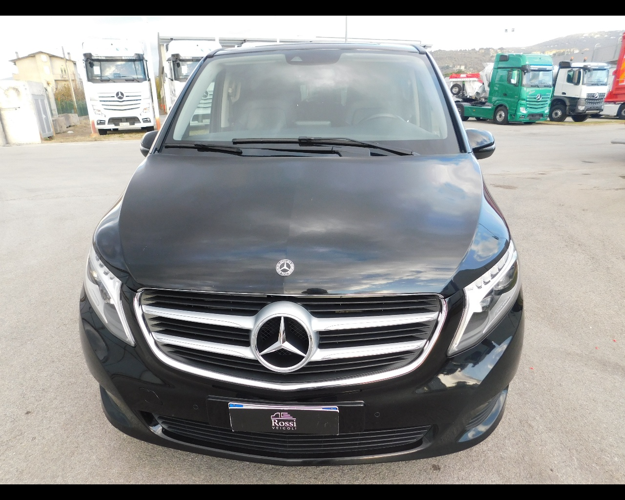 MERCEDES Classe V250 d AUTOMATIC Sport Extra Long