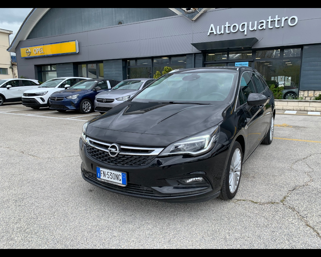 OPEL Astra Sports Tourer 1.6 cdti Innovation s&s 136cv