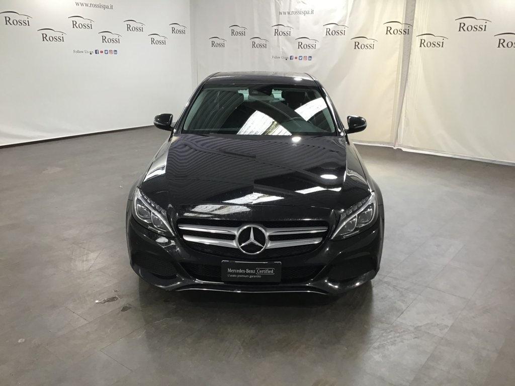 Mercedes 220 d Sport 4matic auto 9m