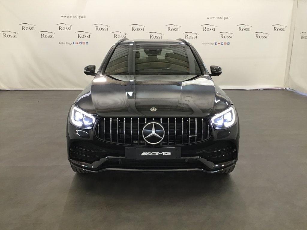 MERCEDES Mercedes – AMG GLC 43 4MATIC